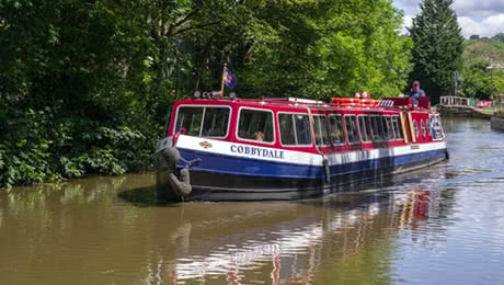 DSkipton Canal Boat Trips